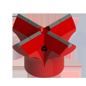 TC Drill Bit - EXXU